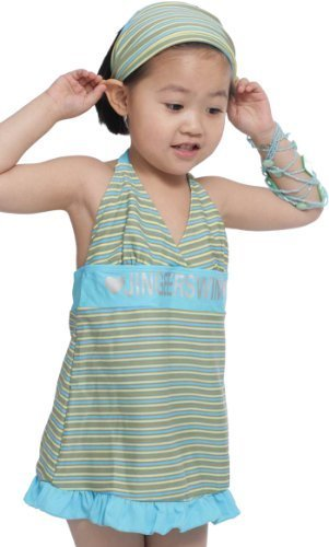 Girls' Beach Dress Set