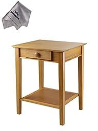 Studio End / Printer TableWith Chanasya Polish Cloth