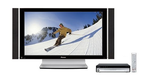 Pioneer PDP-4360HD 43-Inch PureVision Widescreen Plasma HDTV