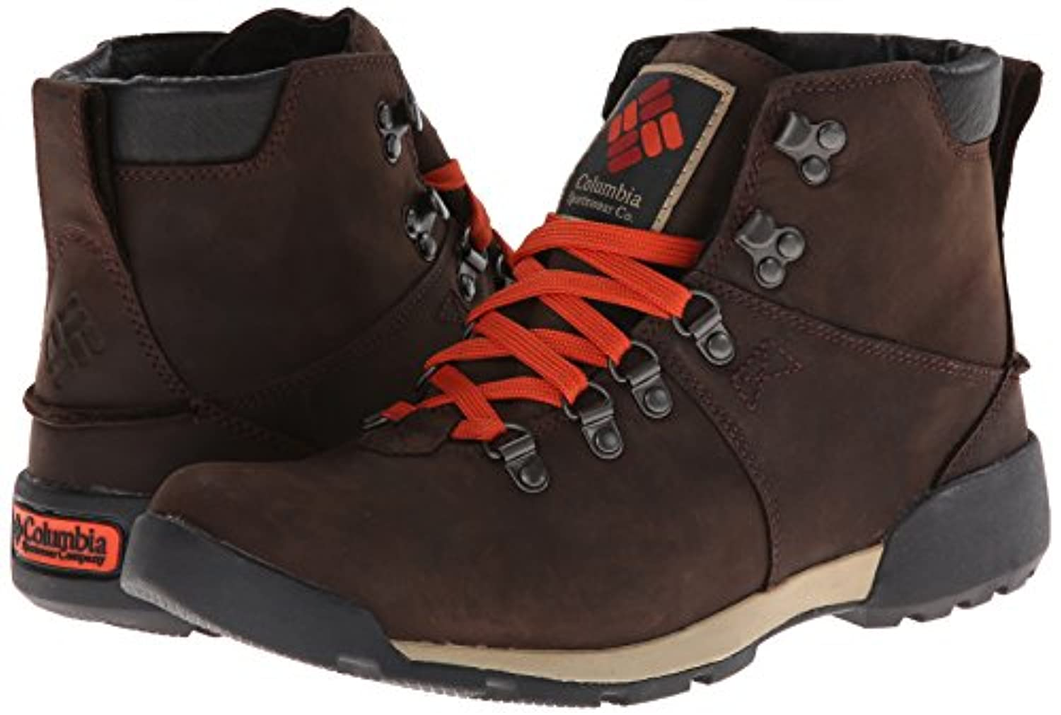 Columbia Men S Original Alpine Hiking Boot Tobacco