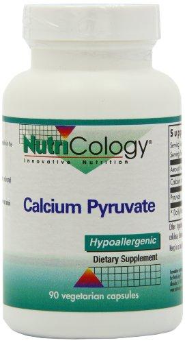 Nutricology Calcium Pyruvate, Vegicaps, 90-Count