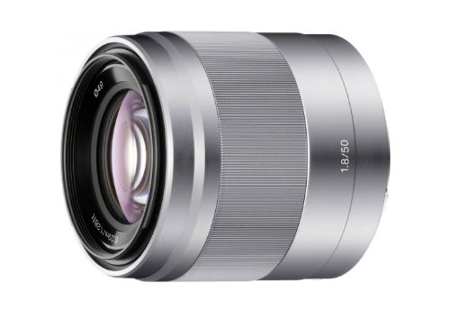 Sony 50mm F1.8 E-Mount Lens