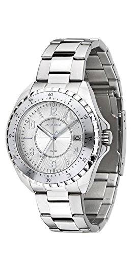 Police Analog White Dial Men's Watch - PL13669JS04MAJ