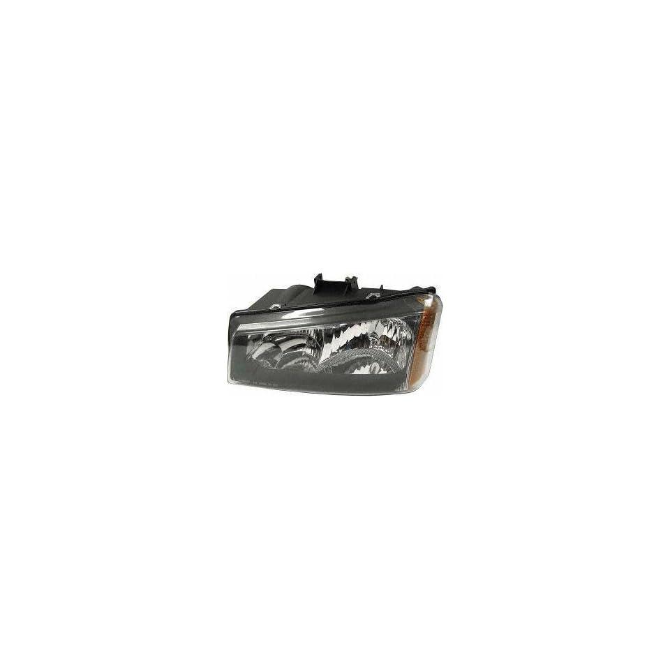 03 05 CHEVY CHEVROLET SILVERADO PICKUP HEADLIGHT LH (DRIVER SIDE) TRUCK (2003 03 2004 04 2005 05) C100108 16526137