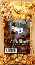 Black Hills Chocolate Drizzle Gourmet Popcorn 6oz Pack of 2