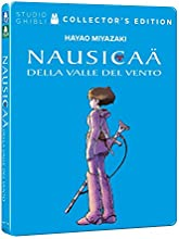 Nausicaa Della Valle Del Vento (Dvd+Blu-Ray) (Ltd CE Steelbook)