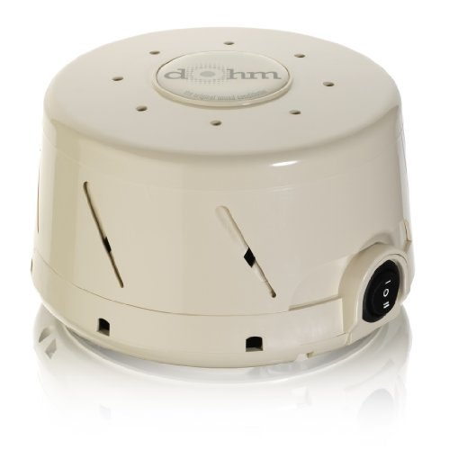 Marpac DOHM-DS, Natural White Noise (actual fan inside) Sound Machine, Tan