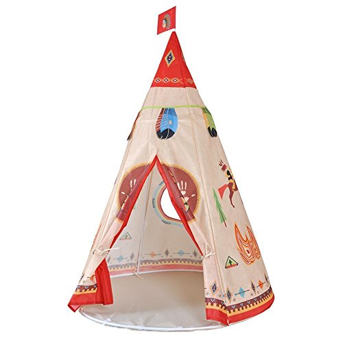 pericross-children-teepee-kids-play-tent-indian-tent-for-kid-indoor-play-ground-play-house-tents-kid