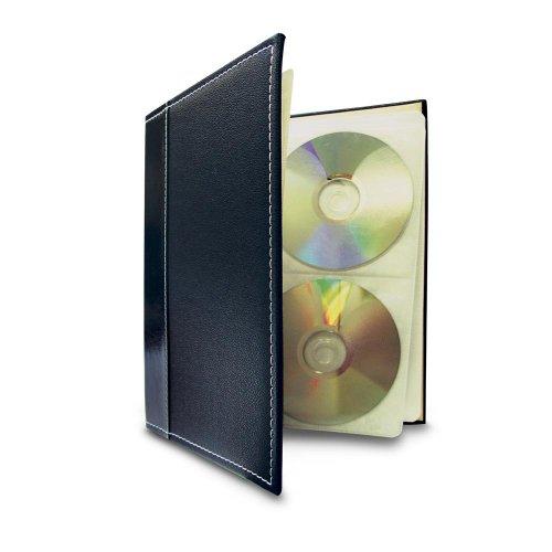 Bellagio-Italia CD DVD Storage Binder BlackB0000A289X