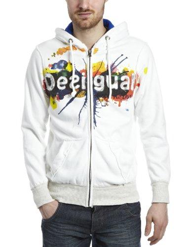 Desigual Caras Duras Mens Sweatshirt