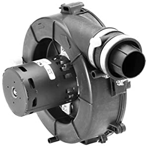 Fasco a202 1 30 hp 115 volt 3400 rpm lennox furnace for Furnace exhaust blower motor