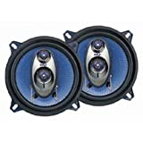 41YKSSnhpkL. SL160  Pyle PL53BL 5.25 Inch 200 Watt Three Way Speakers (Pair) ..Get This