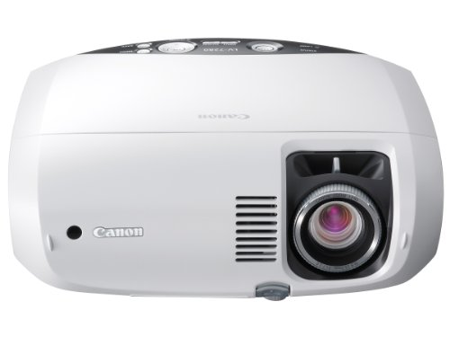 Canon Lv-7280 Multimedia Projector - 2200 Lumens - Native Xga 1024 X 768 Resolution
