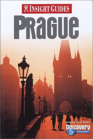 Insight Guide Prague (Insight City Guide Prague)