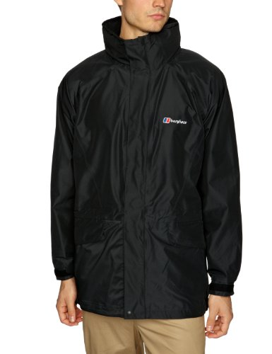 Berghaus Mens Cornice Gore-Tex Jacket  Black, Large