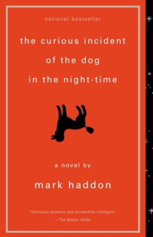 The Curious Incident of the Dog in the Night- Time by Mark Haddon