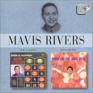 Album Take A Number/Hooray For Love by Mavis Rivers