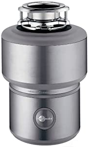 InSinkErator Evolution Pro Excel 1 HP Garbage Disposer, Stainless Steel by InSinkErator