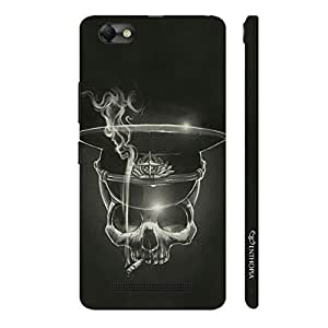 Enthopia Designer Hardshell Case Smoking Kills Back Cover for Lenovo Vibe A2020