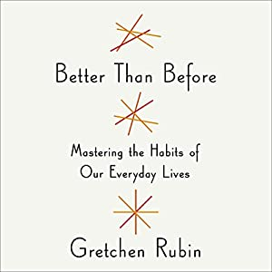 Better Than Before Audiobook