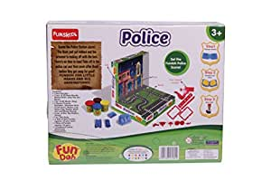 Funskool Fundoh Police, Multi Colour