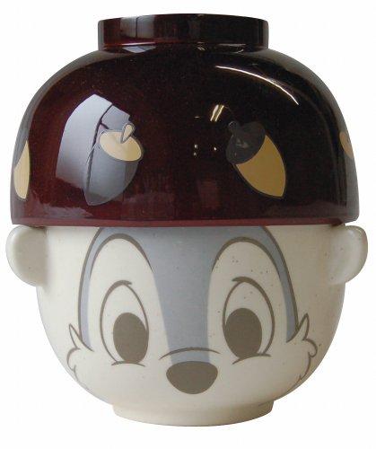 ディズニー 汁椀・茶碗セット チップ ミニ SAN2065-4