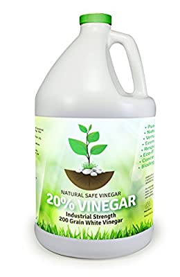 Pure 20% Vinegar - Home&Garden 1 Gallon (Packaging May Vary) from EcoClean Solutions