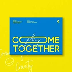 Cravity Summer Photobook: Come Together (Play Version) (incl. DVD(Region 1+3), 232pg Photobook, 2pc Bookmark + Paper Ornament)