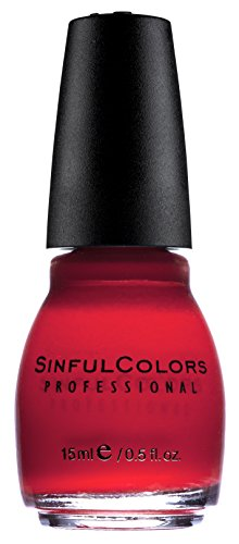 Sinful Colors Professional Nail Polish Enamel 369 Ruby Ruby