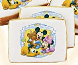 Disney Babies Birthday Wishes Cookies