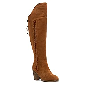 Sbicca Women's Gusto Boot, Tan, 8 B US