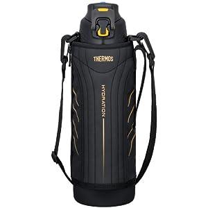 THERMOS 真空断熱スポーツボトル 1.5L ブラック FFZ-1500F BK