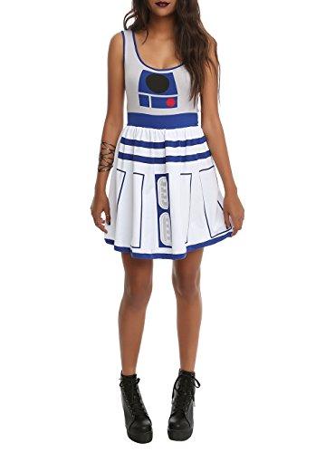 Star Wars Her Universe R2-D2 Dress Size : Medium
