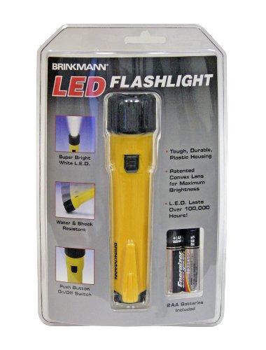 Brinkmann 809-1010-1 Led 2Aa Flashlight