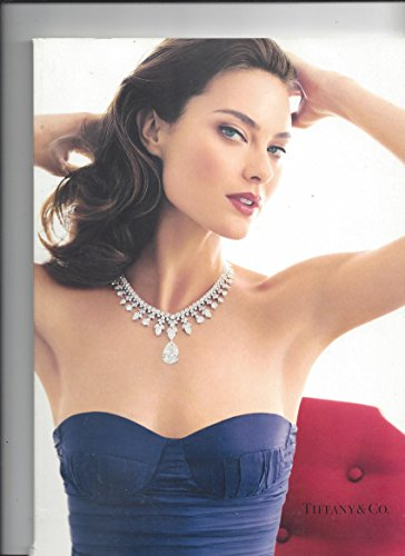 Tiffany & Co 37 Page Product Catalog With Shalom Harlow & Caroline Murphy (Harlow And Co compare prices)