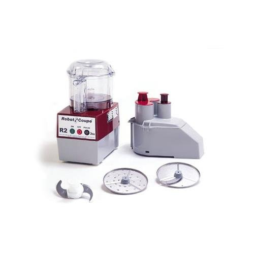 Robot Coupe R2N CLR Vertical Chute Food Processor
