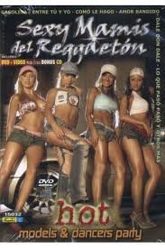 Cover art for  Sexy Mamas del Reggaeton