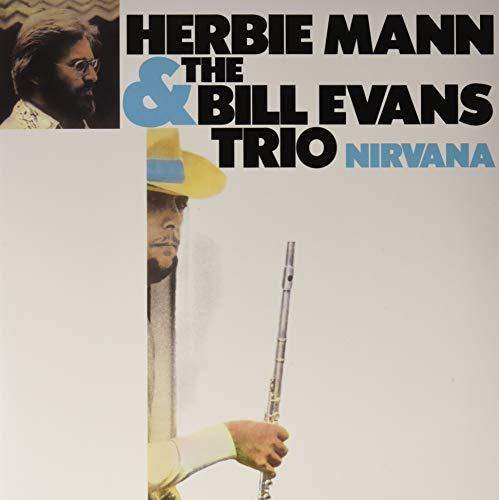 Vinilo : MANN, HERBIE / EVANS, BILL TRIO - Nirvana (United Kingdom - Import)