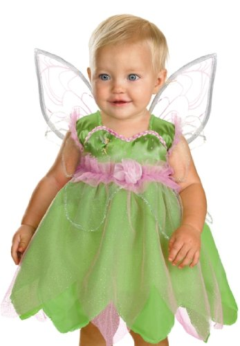 Disguise Baby Girl's Disney Fairies Tinker Bell Costume