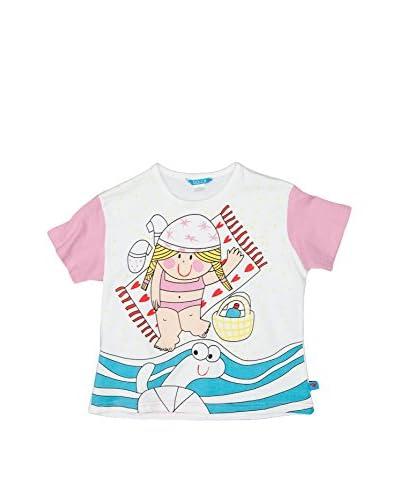 Dolca T-Shirt Manica Corta [Bianco]