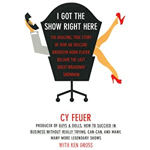I Got the Show Right Here Audiobook