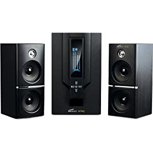 Eagle Tech Soundstage Speakers with Subwoofer & Remote