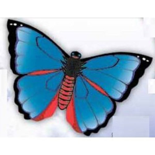 WindnSun Karner Blue Butterfly Nylon Kite-32 Inches Wide