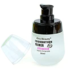 Kiss Beauty Foundation Primer 24 Hours Brightening Bare Minerals 58237