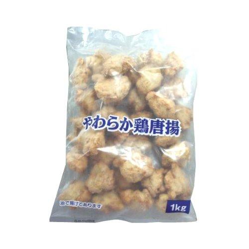 ニチレイ やわらか鶏唐揚 冷凍 1kg  冷凍