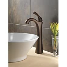 Delta 792-RB-DST Addison Single Handle Centerset Lavatory Faucet with Riser - Less Pop-Up, Venetian Bronze
