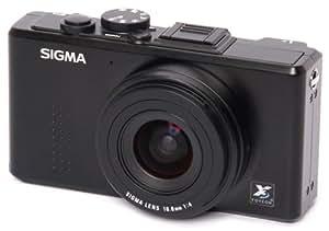 Sigma DP1x 14MP FOVEON CMOS Sensor Digital Camera and 2.5 Inch LCD