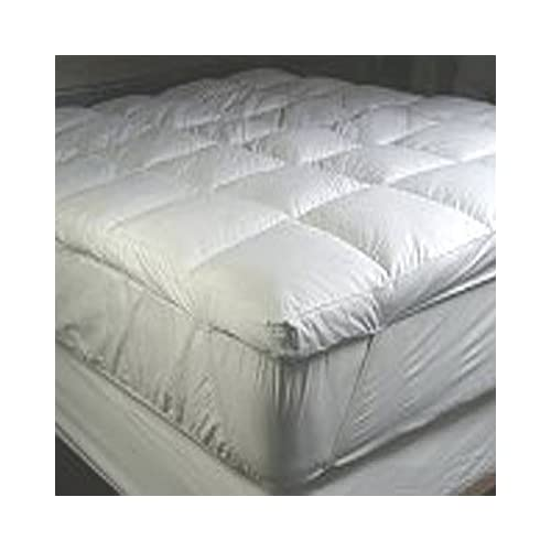 Feather & Down Mattress Topper Hypoallergenic Double