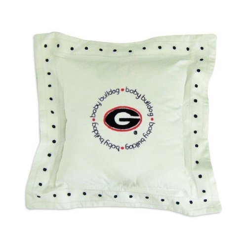 Baby Fanatic University Of Georgia Pillow Linens front-1050194
