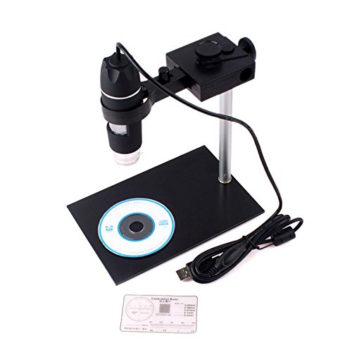 25Cm Working Distance 1-500X Hd Usb Digital Electronic Microscope Endoscope For Pcb Work